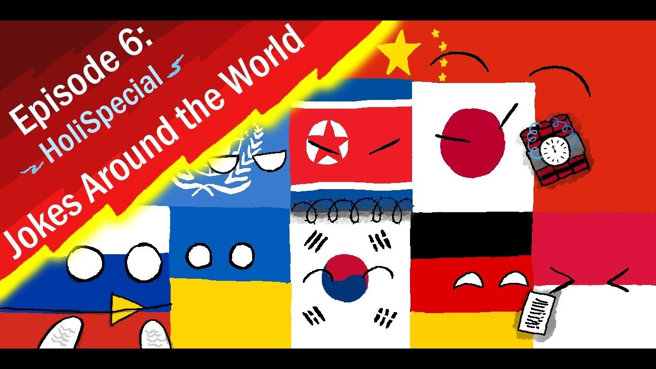 polandball holispecial episode 6 jokes around the world