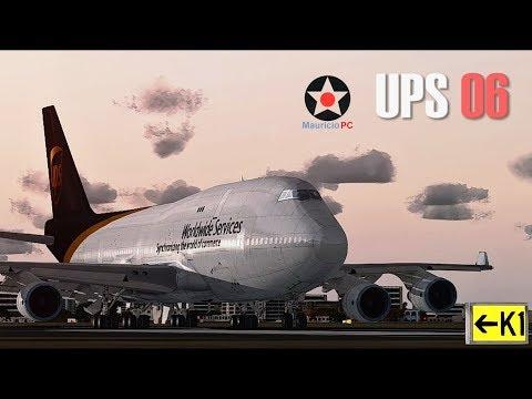 Aterrizando a ciegas - Vuelo 6 de UPS Airlines (Reconstrucción)
