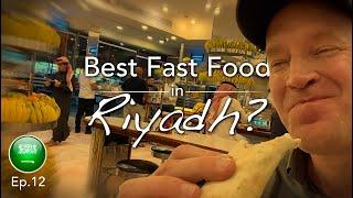 Is this Middle Eastern Restaurant the BEST RESTAURANT IN RIYADH? 🇸🇦 Saudi Arabia Travel Vlog 2020