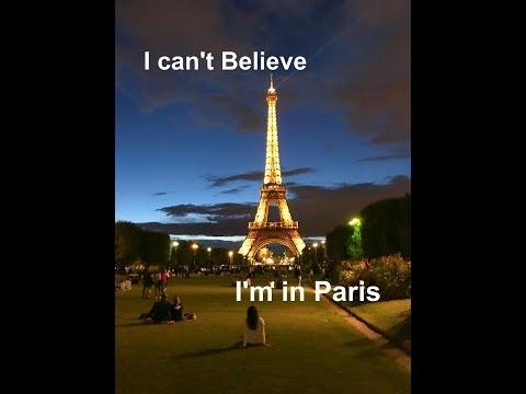Vlog: We're in Paris, France  (Was it safe?)