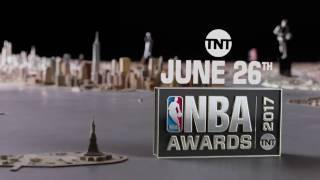 2017 NBA Awards: Fan Vote Open Now