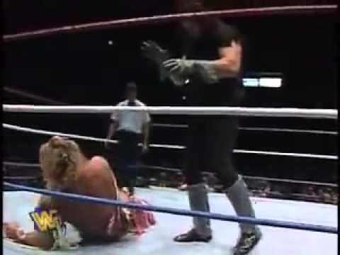 Vintage WWF Ultimate Warrior vs UnderTaker YouTubeUltimate Warrior Undertaker