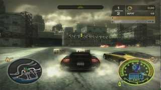 Прохождение Need for Speed: Most Wanted - #31 [Ронни/Ronnie]