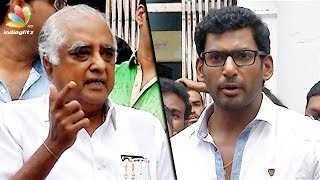 Who is Vishal to order us : Abirami Ramanathan vs Producer Council Fight | Mersal Release