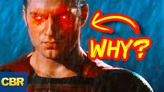 10 Secret Superpowers Superman Has That Are Completely Useless