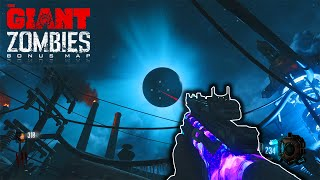 """BEST GUN RANK UP STRATEGY - BLACK OPS 3 ZOMBIES GAMEPLAY """"THE GIANT"""" (BO3 Zombies)"""