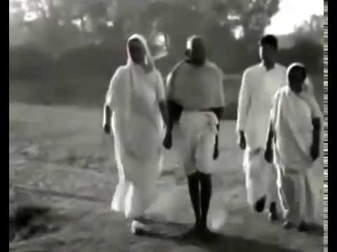 Mahatma Gandhi First Television Interview | Rare Video | Gandhi: First TV Interview