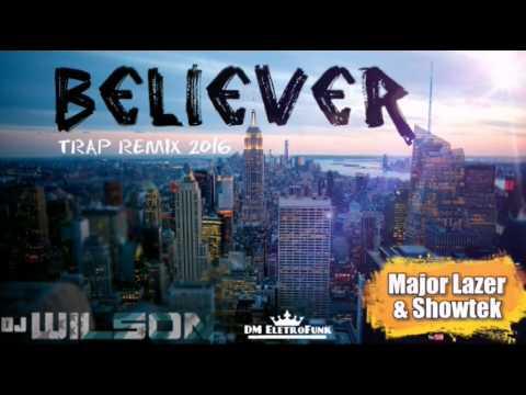 major lazer & showtek - believer mp3