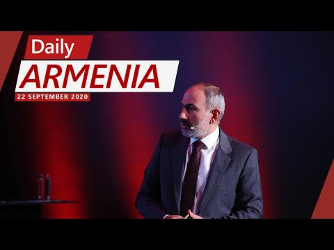 On 75th Anniversary of the UN, Pashinyan Recalls People's Right to Self-Determination