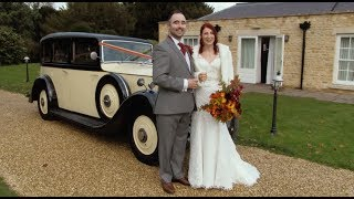 Jake & Leanne's Wedding Trailer