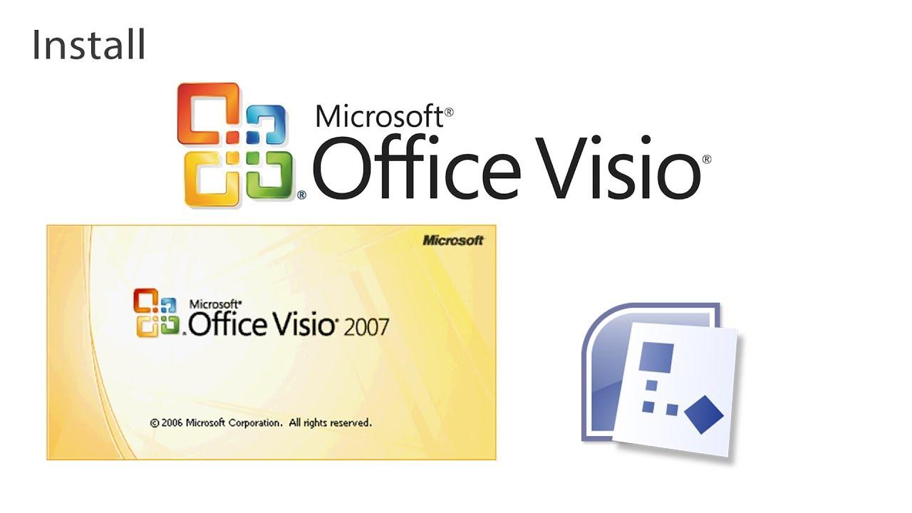 cara install ms visio 2010