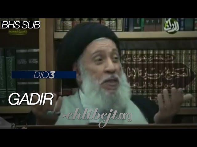 Gadir - dio 3 (Sejjid Sami Badri)