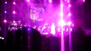 张韶涵-不痛 LIVE concert@S'pore part(9/22)