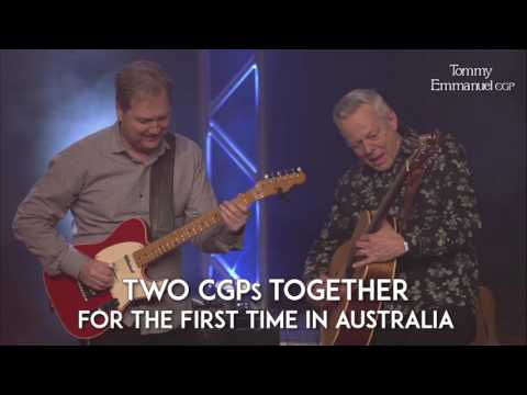 Tommy Emmanuel at Arts Centre Melbourne