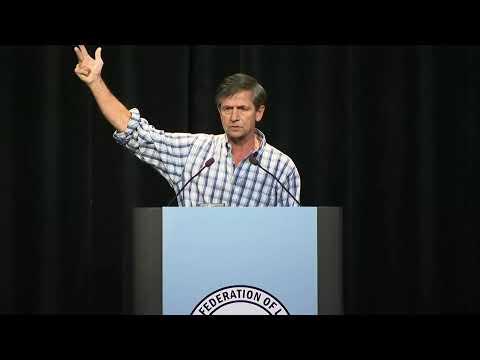 2020 Candidates speak at Iowa labor convention - watch live