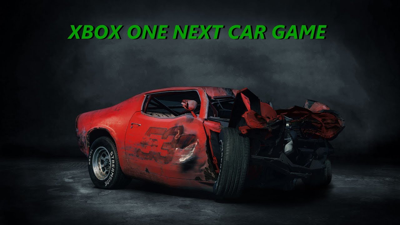 xbox one next car game youtube. Black Bedroom Furniture Sets. Home Design Ideas