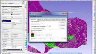 Маркшейдерия на Открытых горных работах(В ролике вы можете увидеть технологическую цепочку работы специалиста в модуле «Маркшейдерия» программно..., 2014-07-16T10:24:25.000Z)