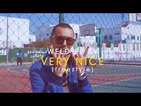 Youtube: Weld El 15 – Very Nice (Official Music Video)