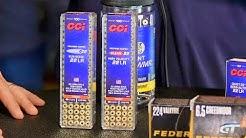 New Ammo from Federal, CCI, Speer: SHOT '19 | Gun Talk LIVE