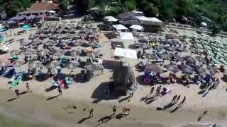 Panoramica Camping Village Baia San Nicola Peschici Vieste Gargano
