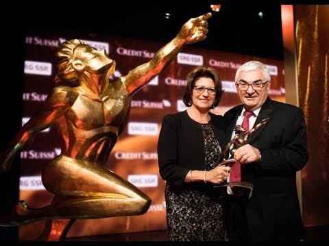 Federer  Credit Suisse Sports Awards 2017