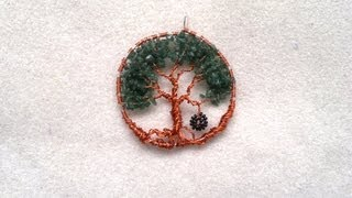 Beading4perfectionists : Tree Of Life Again, This Time With Tire Swing And More Branches Tutorial
