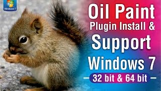 oil paint plugin install in photoshop cc support windows 7 32 bit 64 bit by graphics solution