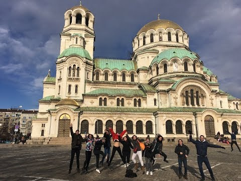 33 hours in Sofia