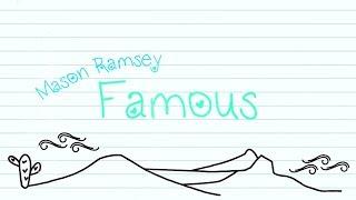 Walmart Yodeling Kid / Mason Ramsey ‒ Famous [Lyrics] 🎤