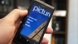 Nokia Lumia 800 Review in HD - Windows Phone