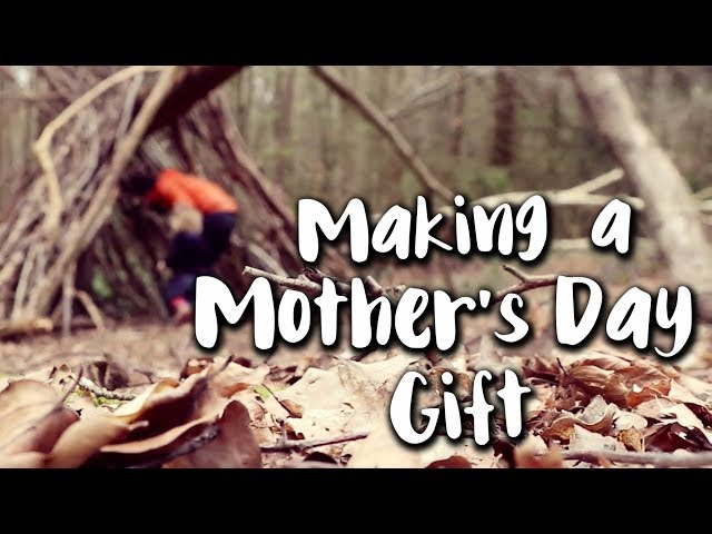 Making a Mother's Day Gift | Nomadidaddy