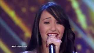 MBC The X Factor  - هند زيادة   -  المرحلة الثانية