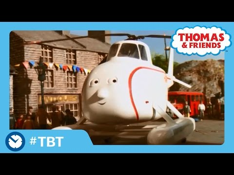 Harold, The Helicopter | Thomas & Friends UK