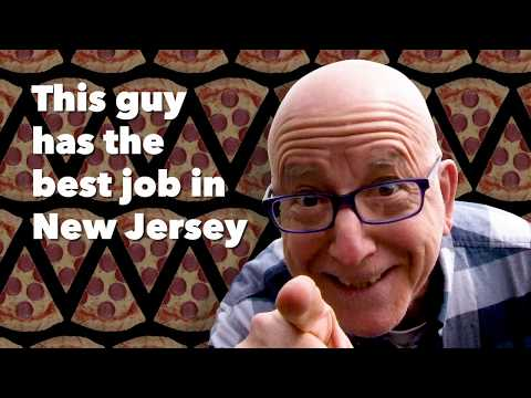 This Guy Has The Best  Job In New Jersey