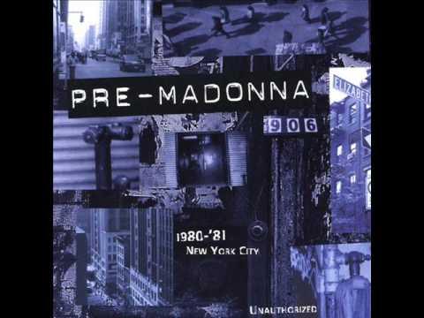 Madonna - Burning Up (1981 Stephen Bray Demo)
