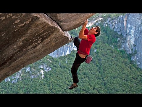 Альпинизм без страховки - восхождение альпинистов, мировые рекорды