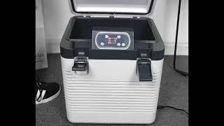 캠핑 냉장고 이동식 차량용 차박 소형 냉동고 카투어 전…