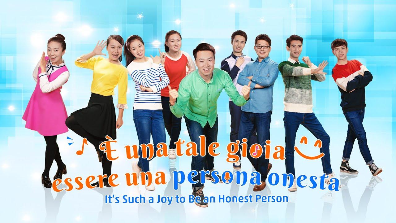 """Canto di lode """"È una tale gioia essere una persona onesta"""" Dio ama le persone oneste (A Cappella)"""