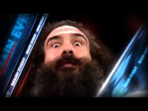 WWE Main Event new intro 2015 + theme song