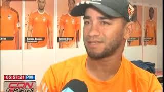 En CDN Deportes entrevistan al dirigente de Cibao FC Edward Acevedo