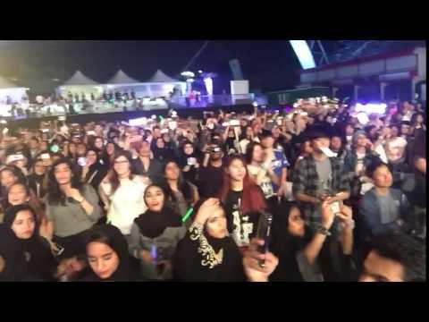 kcon uae arab first kpop concert