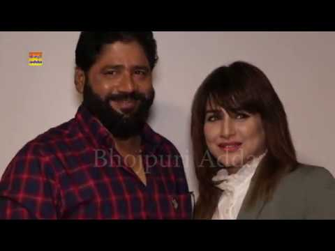 भोजपुरी की सबसे सुंदर अभिनेत्री Pakhi Hegde फिर से नज़र आएगी भोजपुरी फिल्म Production No1 मे
