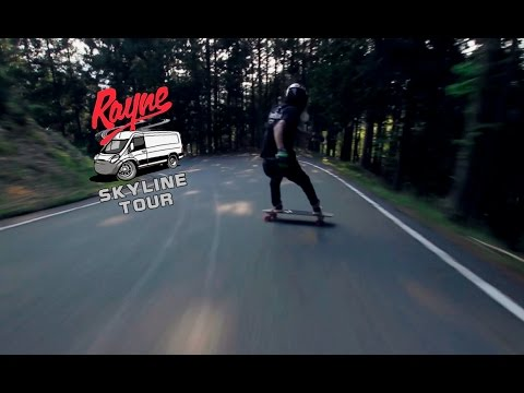 Rayne Longboards Skyline Tour Ep.5 - The Downhill Longboard Scene of Kyoto