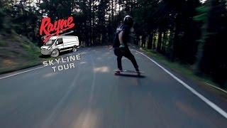 Rayne Longboards Skyline Tour Ep.5 - The Downhill Longboard Scene of Kyoto