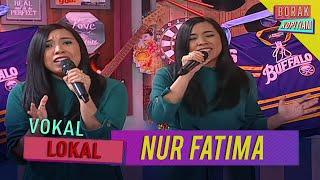 Vokal Lokal: Nur Fatima | Borak Kopitiam (26 Januari 2020)