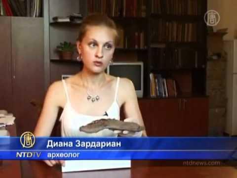 5500 летняя обувь найдена в Армении  480