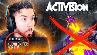 ACTIVISION dice que NO uses el NUEVO SNIPER