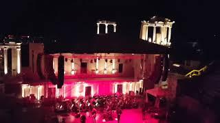Katatonia With Orchestra - Roman Amphitheatre, Plovdiv, Bulgaria (22.09.2016)
