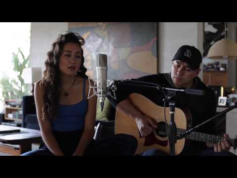 Drinking and Driving  Jhené Aiko Meg DeLacy & Jay Ollero on guitar acoustic cover on iTunes