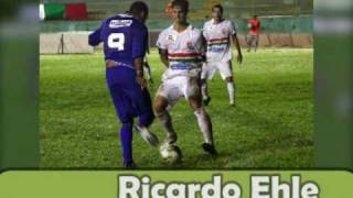 Ricardo Ehle Zagueiro do Serrano 2011